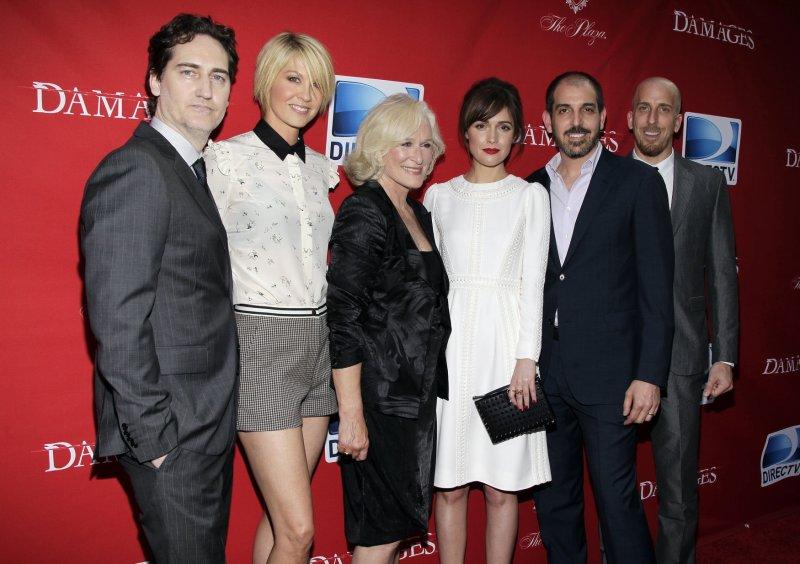 Damages' team sells psychological drama series to Netflix