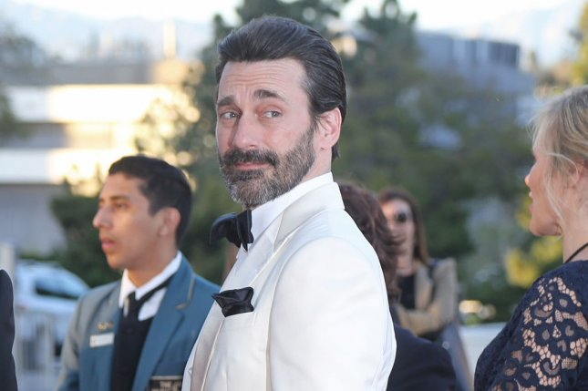 Actor Jon Hamm opened up about his recent rehab stint a day after news broke that he had completed a program for alcohol abuse. Photo by David Silpa/UPI