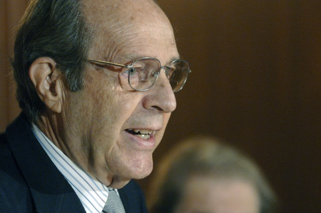 Former Defense Secretary William Perry has written a new memoir of his years in government. Perry said plans were being prepared for a surgical strike against North Korea's nuclear production site in 1994, after Pyongyang refused to let in inspectors from the International Atomic Energy Agency (UPI Photo/Kevin Dietsch) ..