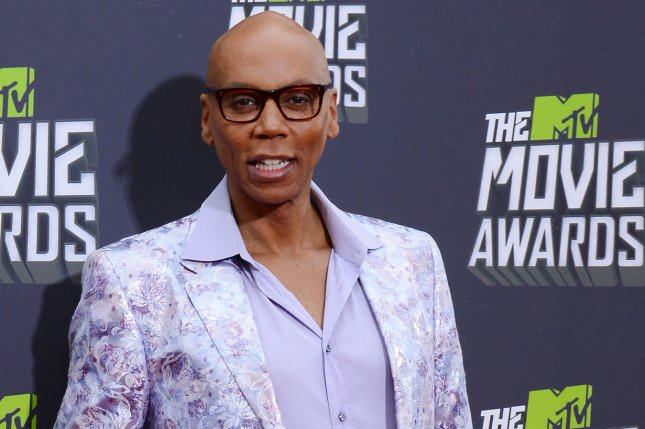 TV personality RuPaul arrives for The MTV Movie Awards on April 14, 2013. File Photo by Jim Ruymen/UPI