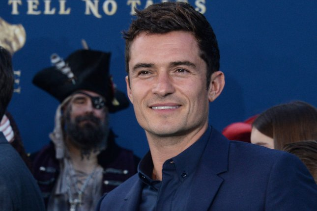 Cast member Orlando Bloom attends the premiere of the premiere of the motion picture fantasy Pirates of the Caribbean: Dead Men Tell No Tales in Los Angeles on May 18. The actor is confirmed as an attendee for next month's Tony Awards ceremony. Photo by Jim Ruymen/UPI