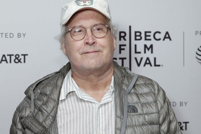 Chevy Chase will star in Crackle's TV movie Federal Offense. File Photo by John Angelillo/UPI