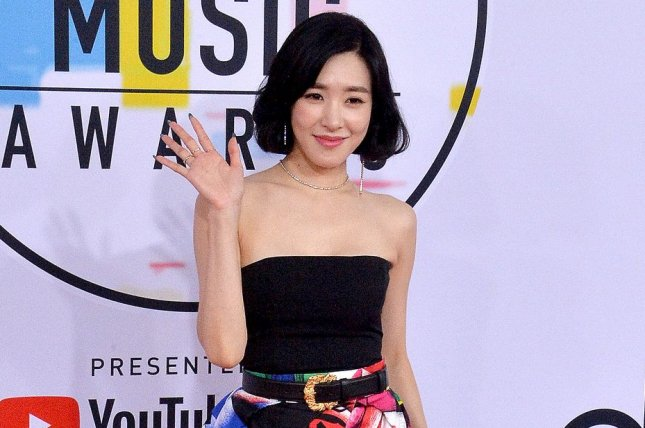 Girls' Generation singer Tiffany discussed her aspirations and new single Born Again in a new interview. File Photo by Jim Ruymen/UPI