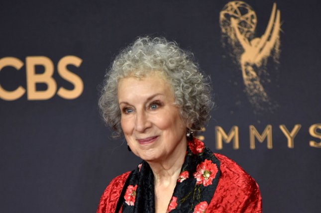 Author Margaret Atwood's Handmaid's Tale sequel The Testaments publishes on Tuesday. Hulu is already developing it as a series.File Photo by Christine Chew/UPI
