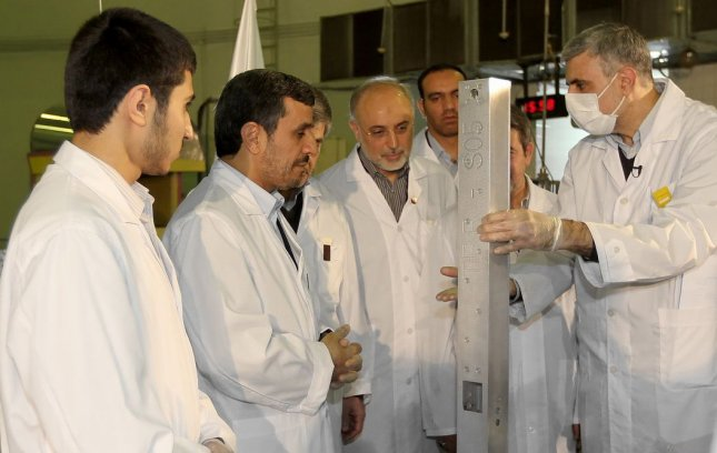 Iran calls nuclear weapons 'A great sin'