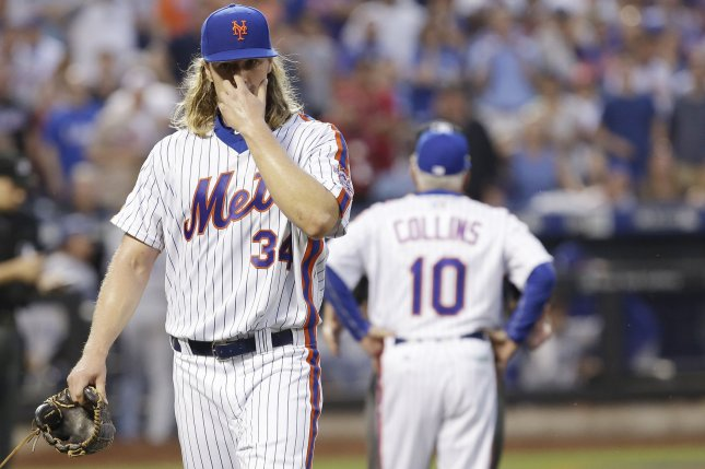 Wheeler, Gsellman earn spots in Mets' rotation