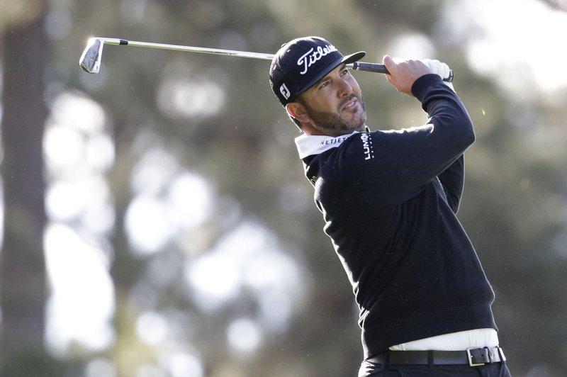 Scott Piercy was one of six golfers added to the U.S. Open field. Photo by John Angelillo/UPI
