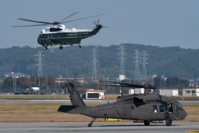 Wells in Japan near Yokota Air Base are showing signs of contamination, according to a Japanese press report. File Photo by Keizo Mori/UPI