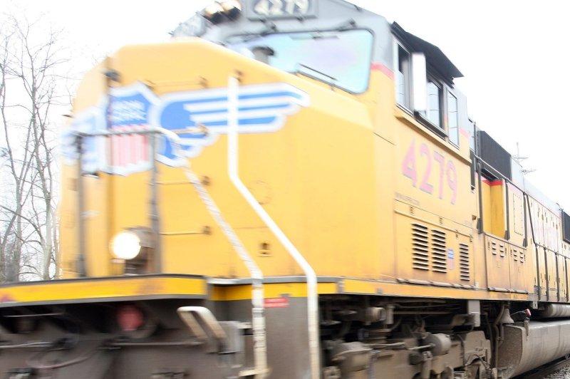 Bakken oil from North Dakota safe for rail transit, industry groups say. UPI/Bill Greenblatt