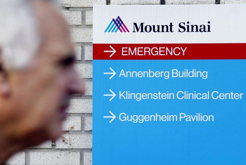 A new poll suggests emergency room visits have increased under Obamacare. UPI/John Angelillo