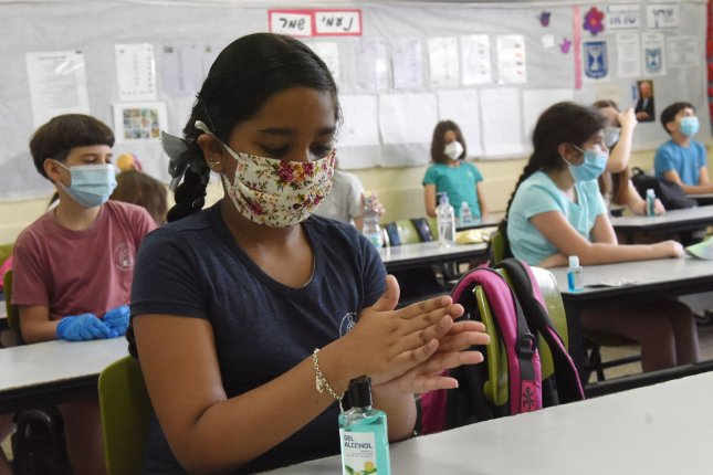Children are less likely to experience persistent symptoms of COVID-19 than adults, according to a new study. File photo by Debbie Hill/UPI