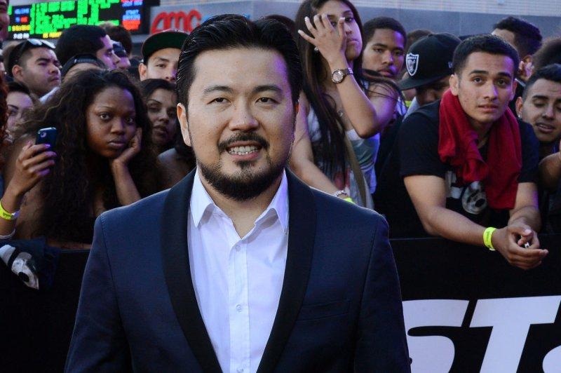 Director Justin Lin. UPI/Jim Ruymen