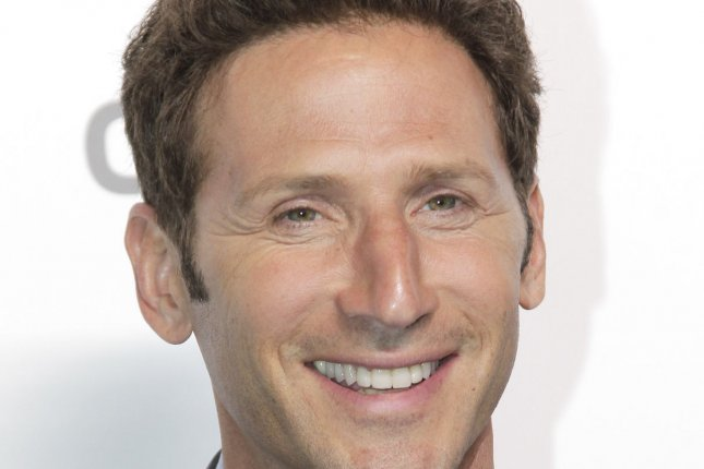 Royal Pains star Mark Feuerstein in a May 14, 2015 file photo by John Angelillo/UPI