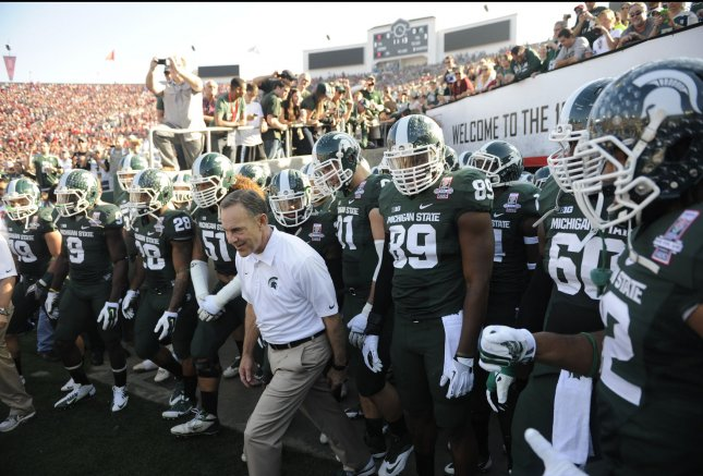 Mark Dantonio receives annual contract extension from Michigan State