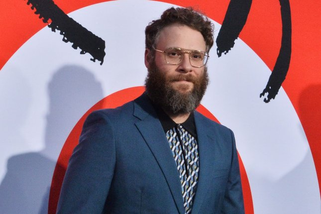 Seth Rogen clarified his remarks about working with Emma Watson on This is the End and apologized for putting the actress in an uncomfortable position. File Photo by Jim Ruymen/UPI