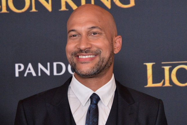 Keegan-Michael Key will star in Wonka, which explores the early years of Willy Wonka. File Photo by Jim Ruymen/UPI