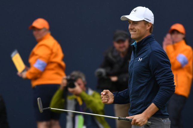 Spieth surges ahead as McIlroy makes move at Open
