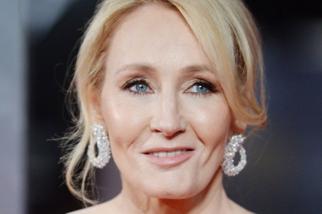 The new producers of Doctor Who said they would love to collaborate with English author J.K. Rowling on an episode of the sci-fi series. File Photo by Paul Treadway/ UPI