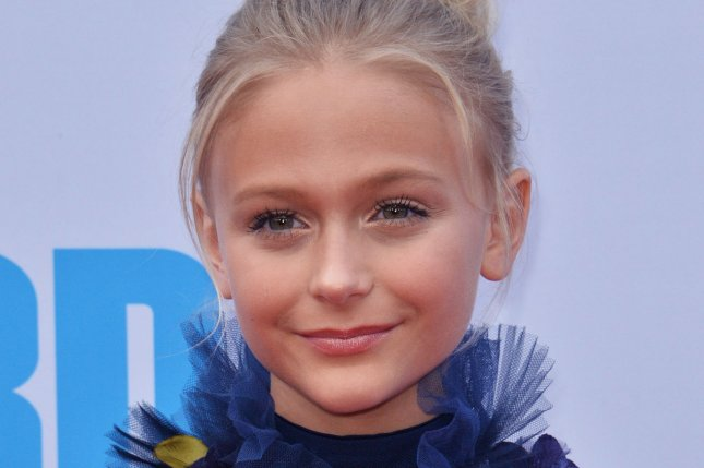 Alyvia Alyn Lind is to co-star in the new Netflix series Daybreak. File Photo by Jim Ruymen/UPI