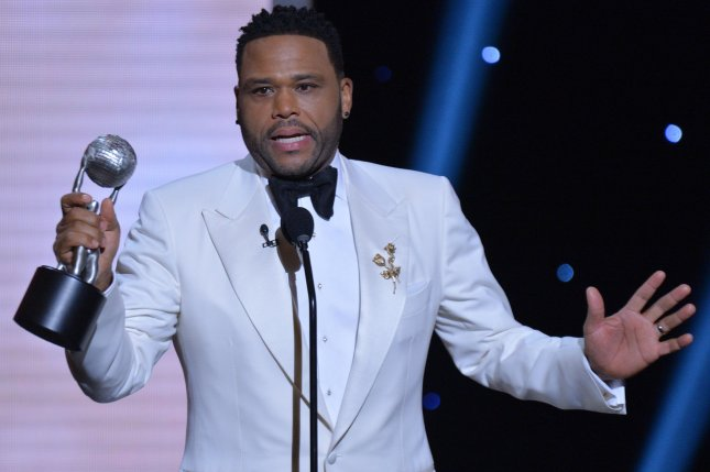 Anthony Anderson, the host of the 2018 NAACP Image Awards. The 2019 ceremony is set to air live on March 30. File Photo by Jim Ruymen/UPI