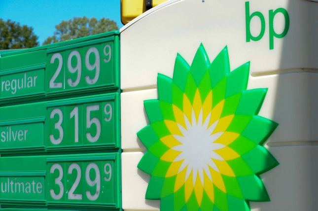 BP's CEO said senior executives also won't get a pay increase at least until 2021 and it's unlikely cash bonuses will be given this year. File Photo by Alexis C. Glenn/UPI