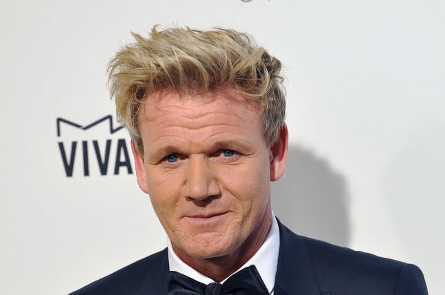 Gordon Ramsay is set to host a new game show for the BBC. File Photo by Christine Chew/UPI