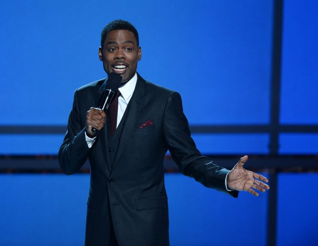Chris Rock hosted this weekend's edition of Saturday Night Live. File Photo by Jim Ruymen/UPI
