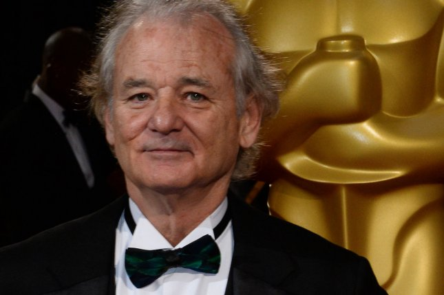 Actor Bill Murray was with SNL from 1977-1980. UPI/Jim Ruymen