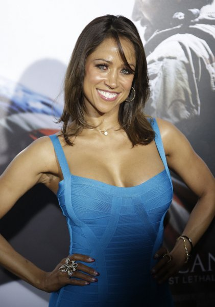 Stacey Dash arrives on the red carpet at the American Sniper New York premiere at Frederick P. Rose Hall in New York City on December 15, 2014. She has been let go by Fox. File Photo by John Angelillo/UPI