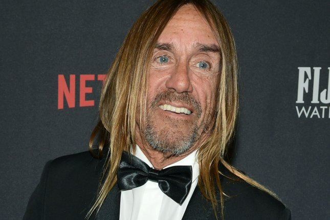 Iggy Pop released a new solo album called Free on Friday.  File Photo by Christine Chew/UPI