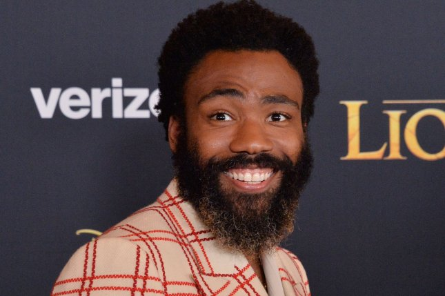 Donald Glover officially released his new album 3.15.20 on digital platforms Sunday, a week after briefly previewing it online. File Photo by Jim Ruymen/UPI