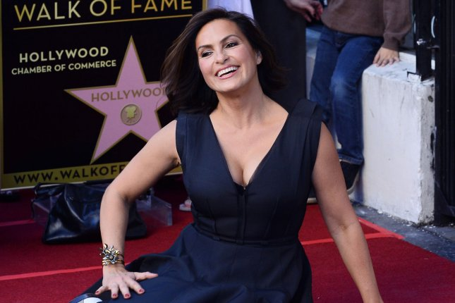 Mariska Hargitay will appear in Taylor Swift's upcoming 'Bad Blood' music video. File photo by Jim Ruymen/UPI