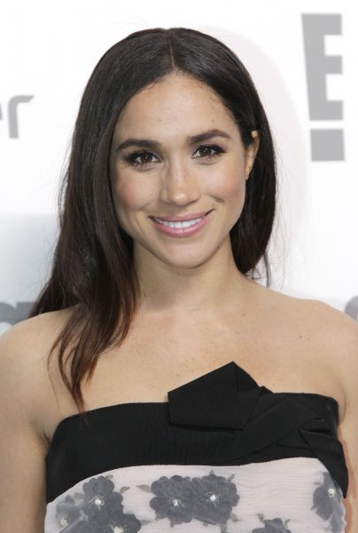 Meghan Markle arrives on the red carpet at the 2015 NBCUniversal Cable Entertainment Group Upfront on May 14, 2015. Markle's ex-husband Trevor Engelson is developing a new series at Fox. File Photo by John Angelillo/UPI