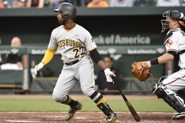 huge selection of 3d31f d55e0 Andrew McCutchen: Pittsburgh Pirates pick up option on star ...