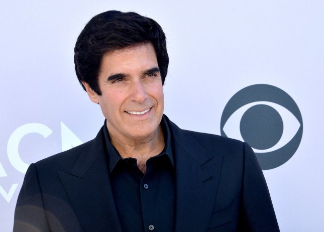 Magician David Copperfield attends the 52nd annual Academy of Country Music Awards held at T-Mobile Arena in Las Vegas, Nevada on April 2, 2017. This week, Copperfield a Las Vegas judge ordered Copperfield to reveal how he does a magic trick as part of a lawsuit. File Photo by Jim Ruymen/UPI