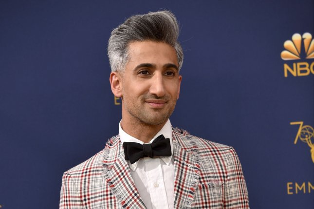 Tan France explained in his memoir, Naturally Tan, why he was hesitant to represent the gay South Asian community on Queer Eye. File Photo by Christine Chew/UPI
