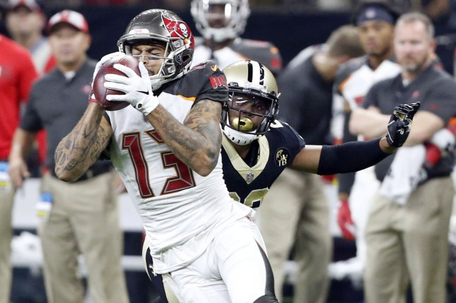 1db5c99c Buccaneers restructure Mike Evans' contract - UPI.com