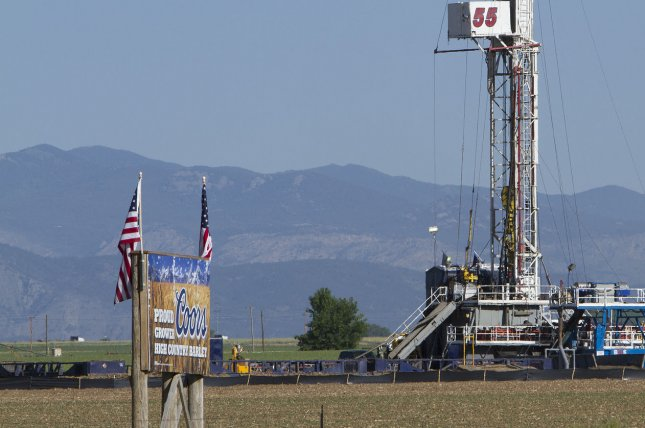An OPEC decision to extend a production cut agreement to the end of next year may be seen as a win even for U.S. shale oil producers. File photo by Gary C. Caskey/UPI.