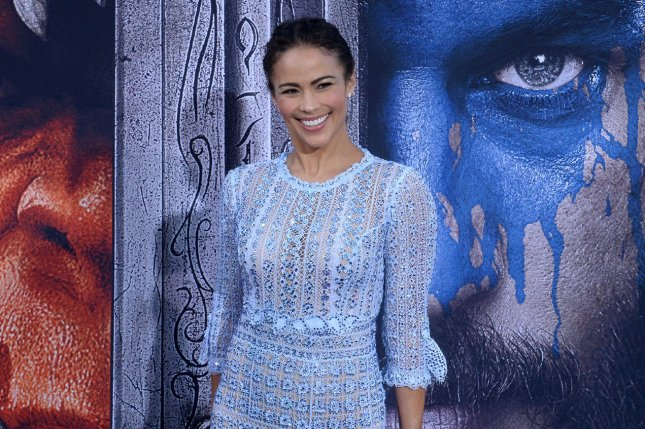 Paula Patton was spotted holding hands with realtor Zach Quittman on Wednesday. File Photo by Jim Ruymen/UPI