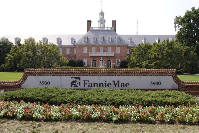The White House criticized Freddie Mac and Fannie Mae for using outdated business processes and practices. File Photo by Kevin Dietsch/UPI