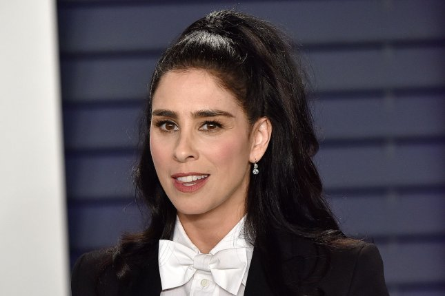Sarah Silverman's memoir, The Bedwetter, is being adapted as an Off-Broadway musical. File Photo by Christine Chew/UPI