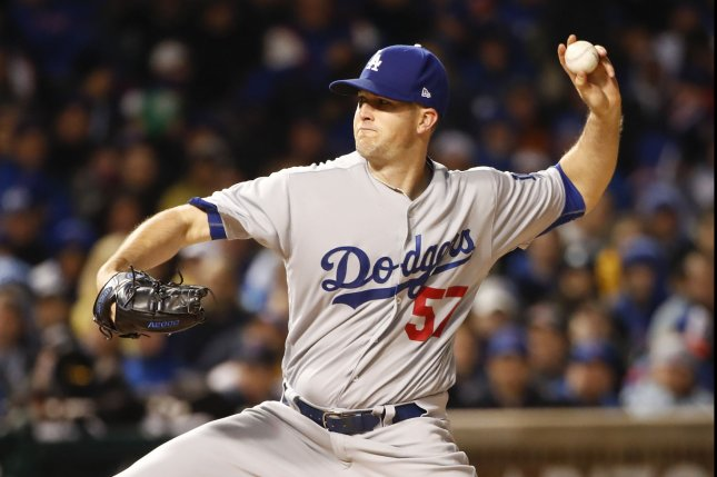 Shoulder inflammation lands Dodgers' Wood on DL