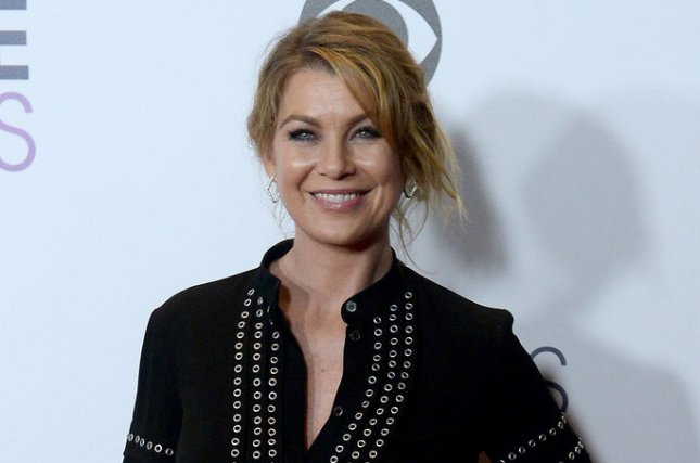 Ellen Pompeo stars as Dr. Meredith Grey on the ABC series Grey's Anatomy. File Photo by Jim Ruymen/UPI