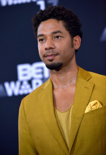 Jussie Smollett faces six counts of disorderly conduct. File Photo by Christine Chew/UPI