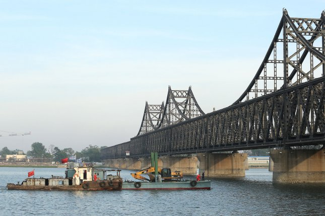 North Korea's trade deficit with China has grown since the enforcement of sanctions. File Photo by Stephen Shaver/UPI