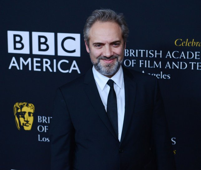 Director Sam Mendes arrive at the BAFTA LA Britannia Awards presented by BBC America, at the Beverly Hilton Hotel in Beverly Hills, California on November 7, 2012. UPI/Jim Ruymen