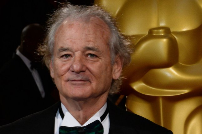 Bill Murray. UPI/Jim Ruymen