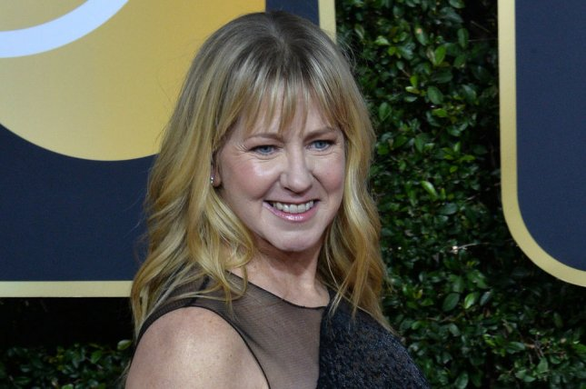 Tonya Harding will be partnered with Sasha Farber on Dancing with the Stars: Athletes. File Photo by Jim Ruymen/UPI