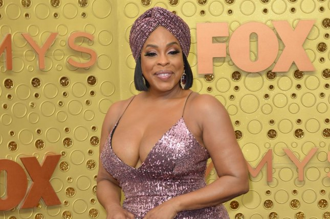 Niecy Nash will fill in for Nick Cannon in The Masked Singer Season 5 as Cannon recovers from COVID-19. File Photo by Christine Chew/UPI
