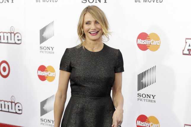 Cameron Diaz wed Good Charlotte's Benji Madden on January 5 in Los Angeles. File photo by John Angelillo/UPI.